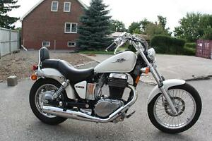 2006 Suzuki Boulevard 650 (Parts Bike)