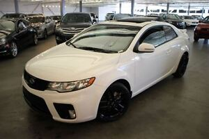 2013 Kia Forte SX 2D Koup at