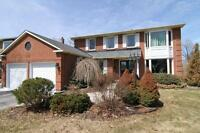 Beautiful 4 bedroom Orleans home with a view of the Ottawa River