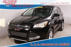 2016 Ford Escape SE AWD 4X4 CAMÉRA RECUL BLUETOOTH A/C