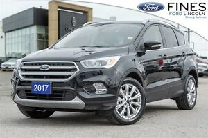 2017 Ford Escape Titanium - HAND PICKED PREVIOUS DAILY RENTAL