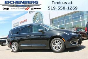 2017 Chrysler Pacifica Limited *EXECUTIVE COMPANY VAN*