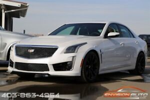 2017 Cadillac CTS-V CTSV LUXURY \ DRIVER AWARENESS \ 1 OWNER