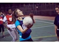 Back to Netball Sessions in Camden - Refresh you Skills
