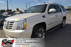 2007 Cadillac Escalade AWD Navigation DVD Camera 7 PASS