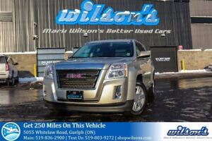 2014 GMC Terrain SLE AWD SUV! REAR CAMERA! BLUETOOTH! CRUISE CON