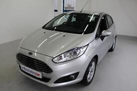 FORD FIESTA 1.25 82 Zetec 5dr (silver) 2013