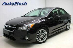 2012 Subaru Impreza Limited AWD * Toit-Ouvrant/Sunroof * Cuir-Le