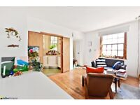 Modern Top floor 1 bed in a Victorian block with a short walk away from Tube Station!