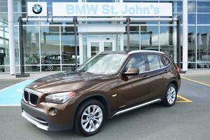 2012 BMW X1 28i AWD **JUST $120 BI-WEEKLY!!**