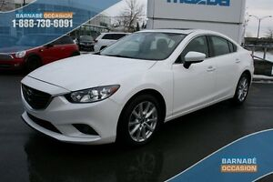 2014 Mazda MAZDA6 GS GROUPE LUXE-CUIR-TOIT-GPS+++