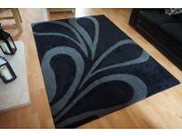 Rug - Modern luxury wool rug from NEXT