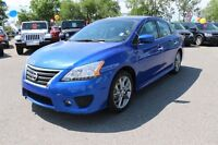 2013 Nissan Sentra SV with XM Radio and Air Conditioning