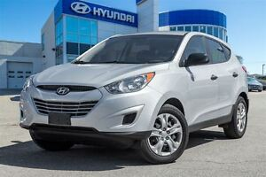 2013 Hyundai Tucson GL, FWD,TRADE IN AUTOMATIC