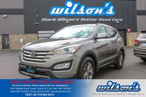 2014 Hyundai Santa Fe Sport SPORT PREMIUM HEATED SEATS! BLUETOOT