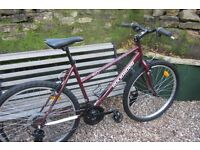 Bikes Rockrider 5.0 Ladies bike (excellent condition)