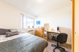 Single room in a student accommodation - 20 minutes walk to town