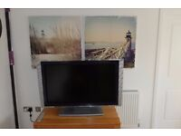 Sony Wega 40 inch LCD TV with stand