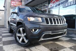2015 Jeep Grand Cherokee Limited | Navigation | Back-up camera