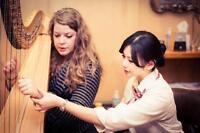 Harp Teaching Studio