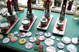 Badge Machines 25mm 38mm 59mm 75mm Home Business Opportunity