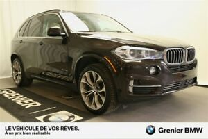 2015 BMW X5 Xdrive 35i 7 passagers, Groupe luxure et Premium, Fi