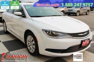 2016 Chrysler 200 LX, Accident Free, One Owner, MINT!!!