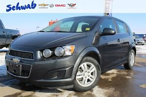 2016 Chevrolet Sonic LT, Turbo, Touch Display, Bluetooth, Backup