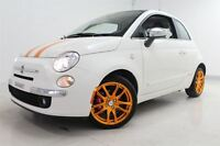 2013 Fiat 500 Lounge *MAGS + TOIT + CUIR + CRUISE!*