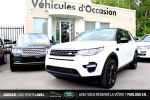 2016 Land Rover Discovery Sport HSE LUXURY  2.9% CERTIFIÉ 6 ans/