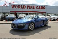 2014 Audi R8 5.2 Factory Warranty No Accidents 4430 KM Certified