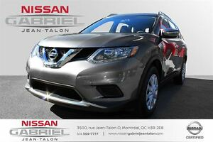 2014 Nissan Rogue S FWD ONE OWNER/BLUETOOTH/AC/BACK UP CAM