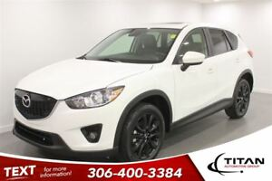 2014 Mazda CX-5 AWD|Cam|Nav|Leather|Sunroof|Local|PST Paid