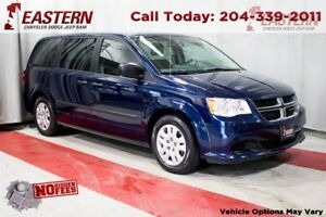 2013 Dodge Grand Caravan SE 3.6L V6 CRUISE A/C USB RADIO PWR GRP