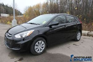 2016 Hyundai Accent Auto/LOW KMS/AUX/ECO/Traction Control Prince George British Columbia image 4