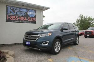 2016 Ford Edge SEL LEATHER SUNROOF NAV