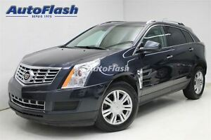2014 Cadillac SRX Luxury 3.6L AWD *Navigation* Camera *Toit/roof