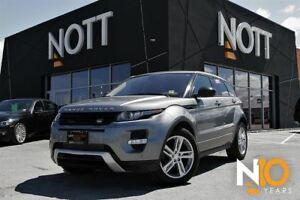 2014 Land Rover Range Rover Evoque Dynamic, Navigation