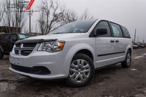 2017 Dodge Grand Caravan CANADA VALUE PACKAGE **DEMO**