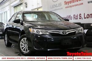 2012 Toyota Camry SINGLE OWNER LE NEW TIRES