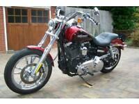 2012 Harley Davidson Dyna Super Glide Custom FXDCi 11711 Miles