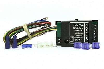 An example of a universal bypass relay - TEB7AS