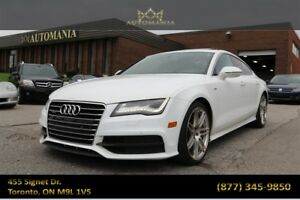 2012 Audi A7 S-LINE|QUATTRO|LOADED