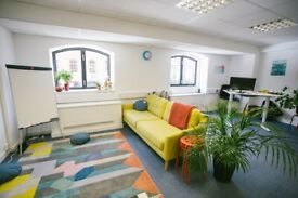 Large office overlooking King Street | whole floor, 1200sqft, fibre internet and flexible terms