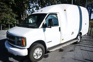 2002 Chevrolet Express 3500 Base DIESEL