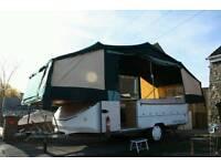 Conway Crusader 2002 Trailer Tent