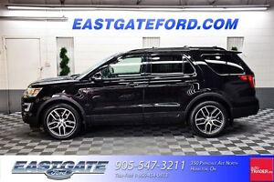 2017 Ford Explorer Sport Executive Unit