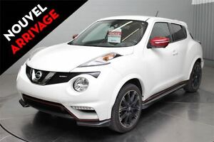 2015 Nissan Juke NISMO AWD A\C MAGS NAVI SIEGES SUEDE