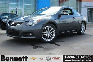 2011 Nissan Altima 3.5 V6, Nav Sunroof, Leather Seats