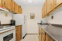 SPACIOUS 1BR in Lawson w/ insuite STORAGE